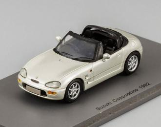 SUZUKI Cappuccino 1992 Coupe, silver