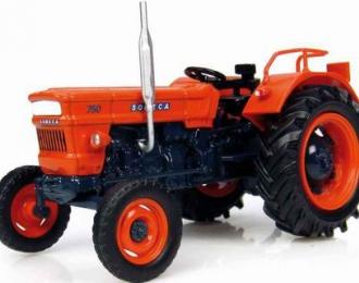 SOMECA 750 1974, красный