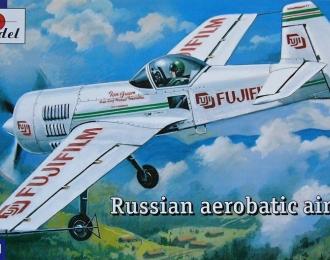 Сборная модель Российский спортивный самолет Су-31