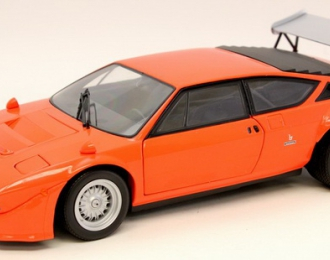 Lamborghini Urraco P250 Rally with rear wing, side mirrors (orange)