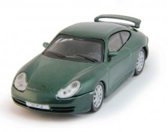 PORSCHE 911 GT3 (1999), green