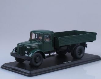 МАЗ 200 бортовой, зеленый