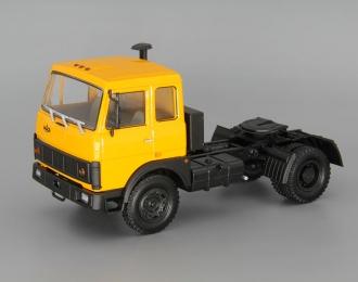 МАЗ 54322 седельный тягач (1985-1988), оранжевый