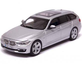 BMW 3 Series Touring F31 (2012), silver