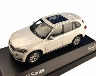 BMW X5 (F15) 2014 Metallic White