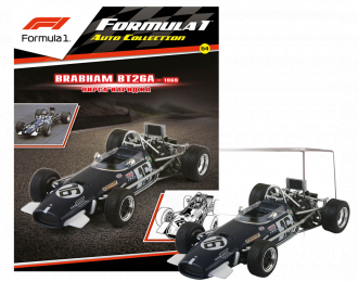 BRABHAM BT26A Пирса Кариджа (1969), Formula 1 Auto Collection 64