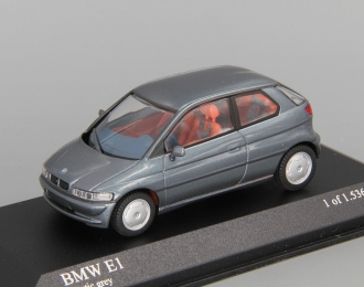 BMW E1 (1993), mystic grey metallic