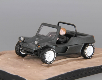 VOLKSWAGEN BEACH BUGGY Bond 007 For your eyes only, grey