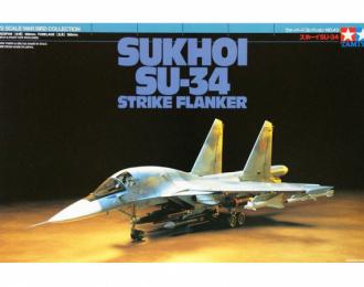 Сборная модель Sukhoi SU-34