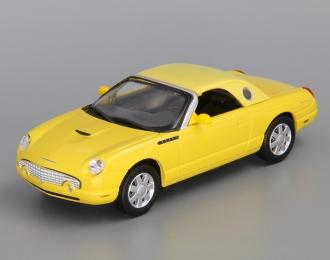 FORD Thunderbird (2003), yellow