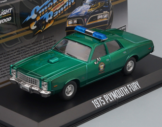 "PLYMOUTH Fury ""Arkansas Sheriff"" 1975 (из к/ф ""Смоки и бандит"") (Greenlight!)"