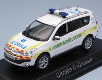 """CITROËN C-Crosser """"SMUR de Montluсon'' (мобильная неотложная помощь) 2011"""