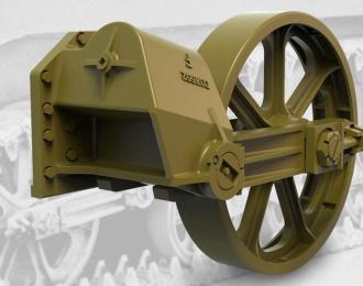 Набор дополнений ленивец, ранний тип для легкого танка США M3