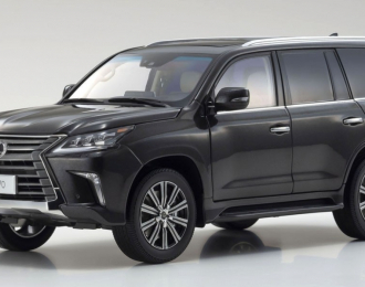 LEXUS LX570, star light black