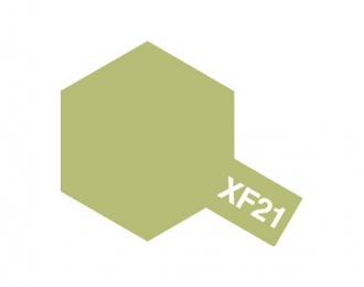 XF-21 Sky (краска эмалевая, небесный матовый), 10мл.