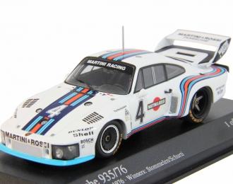 PORSCHE 935 6h Watkins Glen Martini Winners: Stommelen / Schurti (1976), white