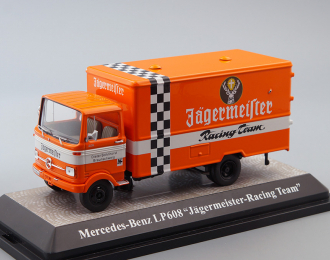 MERCEDES-BENZ LP608 Jagermeister (1970), orange