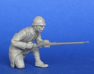 Французский солдат. Первая Мировая Война (4)