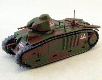 B1 bis, Боевые Машины Мира 26