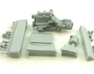 (КИТ) Двигатель ZIL 130