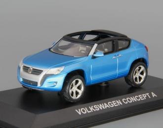 VOLKSWAGEN Concept A, blue metallic