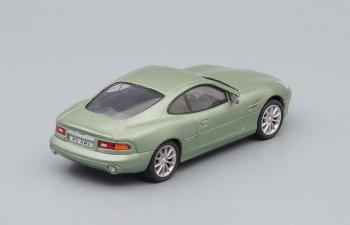 ASTON MARTIN DB7, green metalic