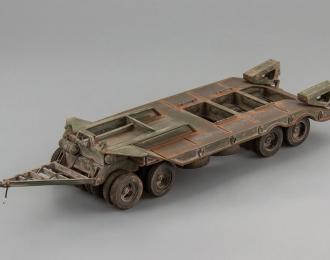Прицеп-тяжеловоз ЧМЗАП-5212 1968-1984 (со следами эксплуатации)