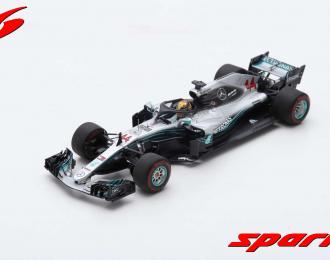 Mercedes-AMG Petronas Motorsports #44 Winner Abu Dhabi GP 2018 L.Hamilton (Special package)