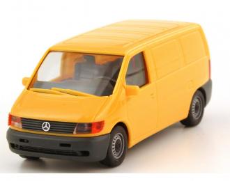 Mercedes-Benz Vito (W638) 1996 фургон желтый