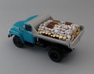 Груз в кузов Дрова для ZIL-ММЗ-555