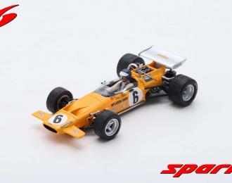 McLaren M14A #6 Canadian GP 1970 Peter Gethin