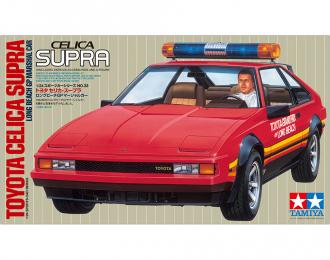 Сборная модель TOYOTA CELICA SUPRA KIT Машина безопасности.