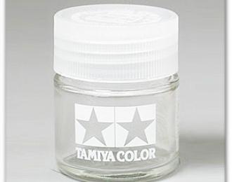Баночка 23мл с делением для смешивания красок