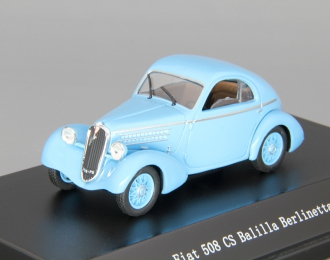 FIAT 508 CS Balilla Berlinetta (1935), azure