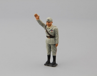 Фигурка Военный офицер (в серой форме)