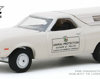 "FORD Ranchero ""Animal Protection Division Police County of Henrico Virginia"" 1972"