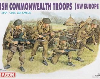 Сборная модель British Commonwealth Troops (NW Europe 1944)