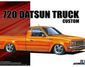 Сборная модель Datsun Truck Custom '82 Nissan
