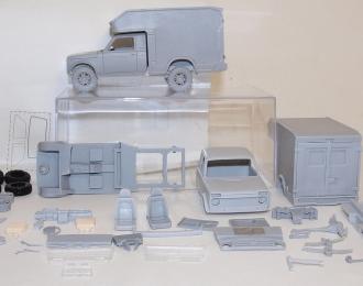 Сборная модель Автокемпер Hamster-225A на базе ВИС-2346 (ВАЗ-2121)