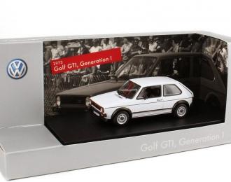 VOLKSWAGEN Golf GTI 1, white