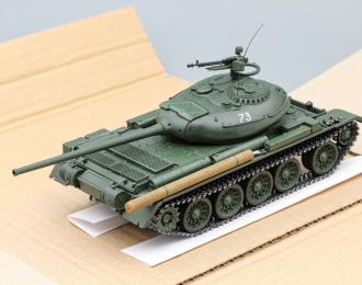 Средний танк T-54-1
