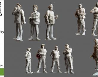 Сборная модель Офицеры  МВД