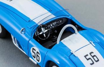 ЗИЛ 112С шасси #2 (1963), голубой