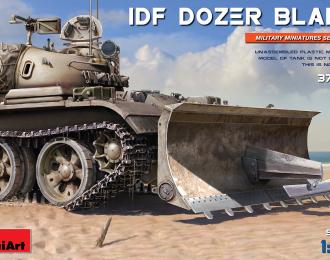 Сборная модель IDF Бульдозерный Отвал