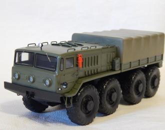 Сборная модель МАЗ-535