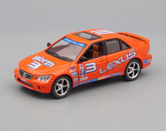 LEXUS IS300 Sport #3, orange
