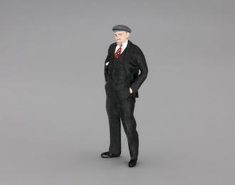 Фигурка из смолы Ленин (окрашена)