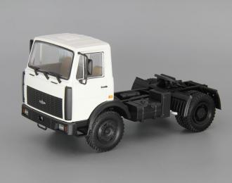 МАЗ 5433 седельный тягач (1991-1997), белый