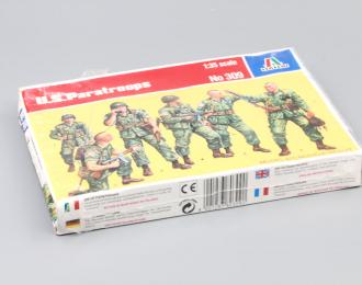 Сборная модель U.S. Paratroops