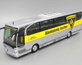MERCEDES-BENZ Travego Bus 2000 Alemannia Aachen (2006), silver